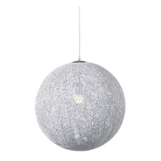 String pendant lighting houzz nuevoliving string 30 1 light pendant white pendant lighting aloadofball Image collections