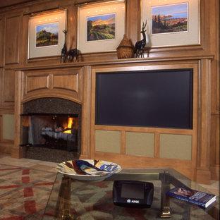 Den-Media Room