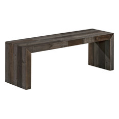 Rustic Bedroom Benches | Houzz