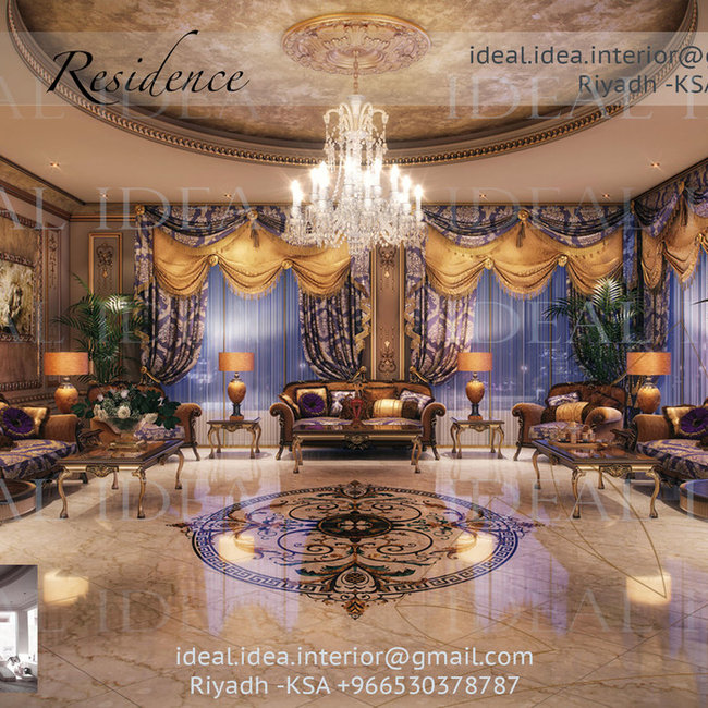 Private Villa Riyadh KSA