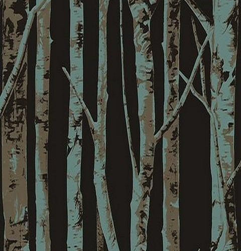 Eco chic wallpaper birch trees - pictures of pvc fittings