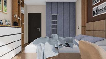 Дизайн интерьера Димитрова 130