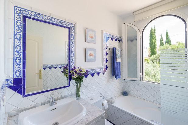 Морской Ванная комната by Juan Pascual Fotografía