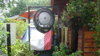 EcoJet by Joape Misting Fans for Outdoor Cooling