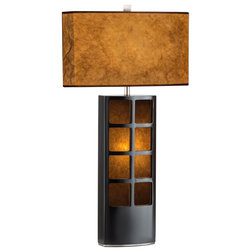 Transitional Table Lamps by NOVA of California