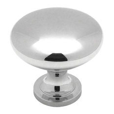 Cosmas 5305CH Polished Chrome Round Cabinet Knob