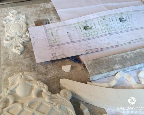 Gessi: Lavorazione e realizzazione - Prodotti