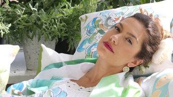 Hydrangea Love and Fresh Peony Collection of fabrics