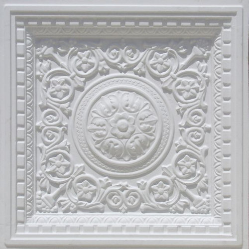 Decorative White Ceiling Tiles