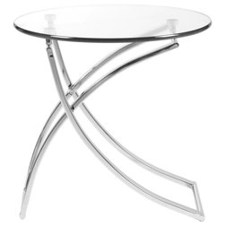 Epic Contemporary Side Tables And End Tables by Euro Style