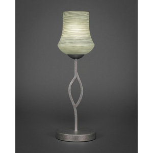 Toltec Company 140-AS-682 Mini Table Lamp