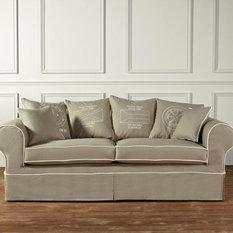Landhausstil Sofas landhausstil sofas couchgarnituren houzz