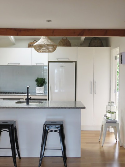 Nz Houzz The Kitset Cottage That Grew And Grew