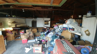 Ben Lomand Huge Junk Clean Out Project