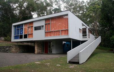 6 Inspiring Midcentury Australian Homes