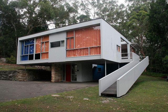 Inspiring mid century australian homes 6 of the best for Inter house design