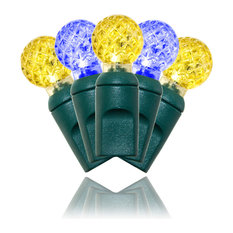 50 G12 Yellow And Blue LED Light String