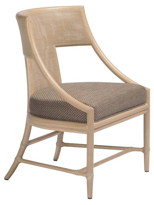 barbara barry classic curve arm chair m 264 products mcguire furniture company la 14 jolie