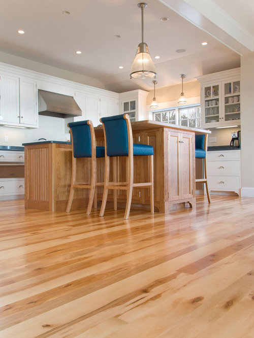 Birch Wide Plank Wood Floors Cape Cod