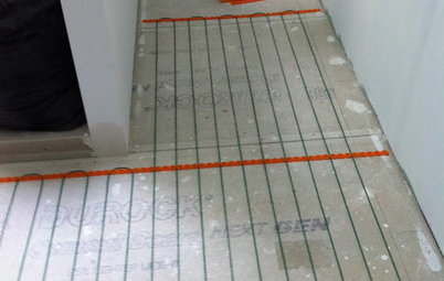 Floors Warm Up Your Bathroom With Heated Floors