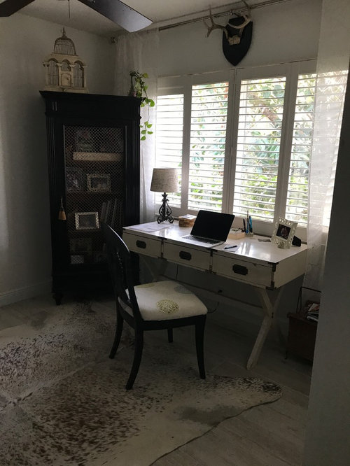 I Am Finally Ready To Paint My Small Study/bedroom After Purchasing My Home  Last May. It Is Approximately 10x11. The Furnishings In The Photos Will  Stay.