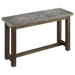 Industrial Console Tables by Home Styles Furniture