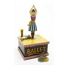 Ballet Dancer Bank