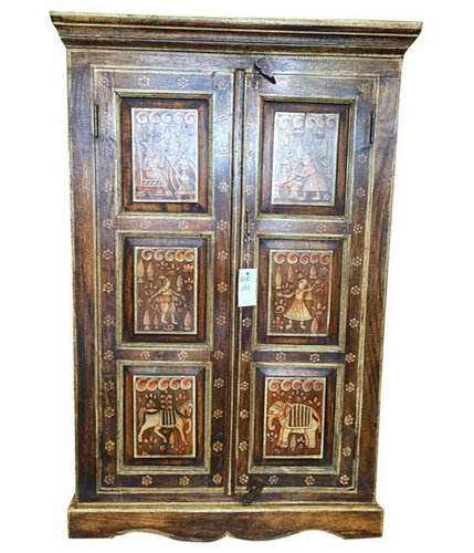 Hand Painted Indian Furniture