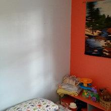 redo spare bedroom for Ava