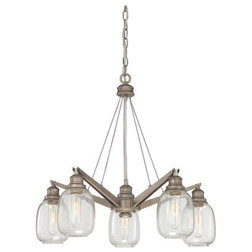Good Transitional Chandeliers by Build