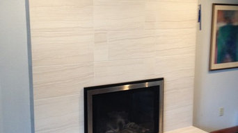 1970's Fireplace Remodel