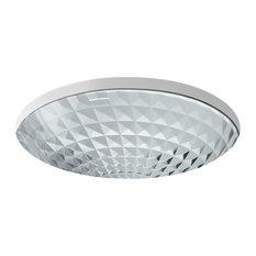 Kohler Kallos Under-Mount Bathroom Sink, Ice