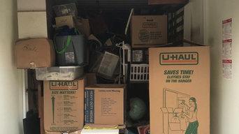 Storage unit/ pod clean out