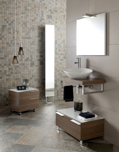 Contemporary Wall And Floor Tile by azulev.com