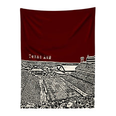Deny Designs Bird Ave Texas A And M Maroon Tapestry