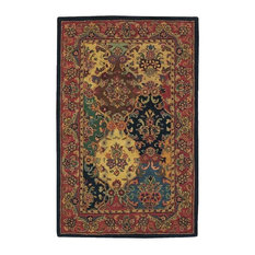 "India House Rug, Multicolor, 3'6""x5'6"""