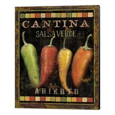 """Cantina I"" by Daphne Brissonnet, Canvas Wall Art, 16""x20"""