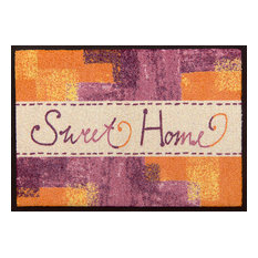 Easy Clean Sweet Home Doormat
