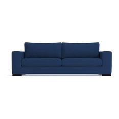 Hillandale Sofa, Cobalt Velvet