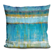 Abstract Stripes Decorative Accent Throw Pillow