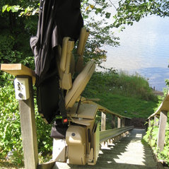Outdoor Stair Lift   Minnesota