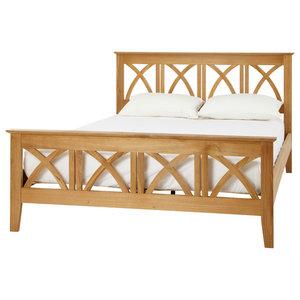 Maiden Bed, Uk Super King