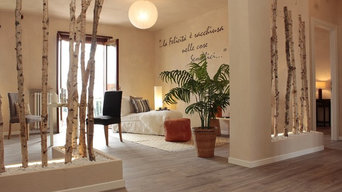 home staging di un appartamento