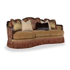 A.R.T. Home Furnishings Giovanna Caramel Sofa
