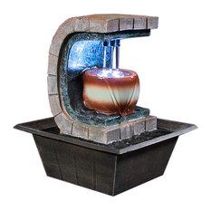 Shop Shop Indoor Tabletop Fountains on Houzz - Best Deals, Free ...