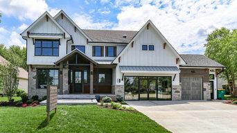 Parker IV Model Home   Stewart Ridge Plainfield, IL