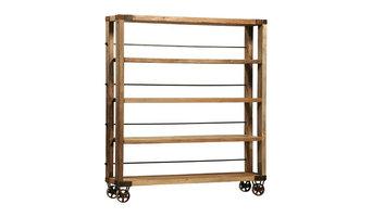 Teak wood reclaimed furniture