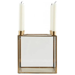 Contemporary Candle Holders & Candelabra by All Things Brighton Beautiful