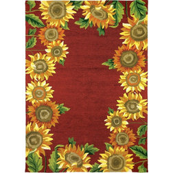Farmhouse Area Rugs by Homefires Rugs