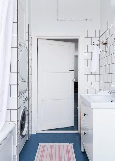 Ретро Ванная комната by Uliana Grishina   Photography